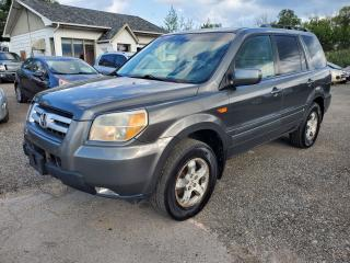Used 2008 Honda Pilot SE-L 7pass  DVD Leather Sunroof for sale in Peterborough, ON