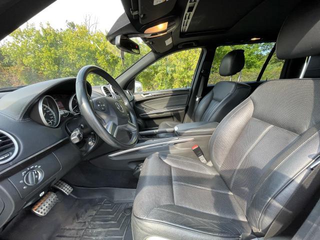 2012 Mercedes-Benz GL-Class GL 550 AMG Navigation/Panoramic Sunroof/Camera Photo11