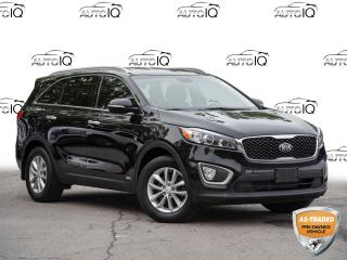 Used 2016 Kia Sorento 2.4L LX All Wheel Drive   |   Clean Car Fax Report for sale in St Catharines, ON
