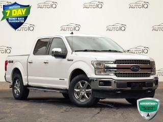Used 2019 Ford F-150 Lariat LARIAT | 3.0L V6 | TURBO DIESEL | 4WD | VOICE ACTIVATED NAVIGATION | LARIAT CHROME APPEARANCE PACKAG for sale in Waterloo, ON