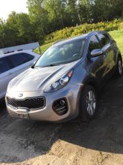 Used 2017 Kia Sportage LX for sale in North Bay, ON