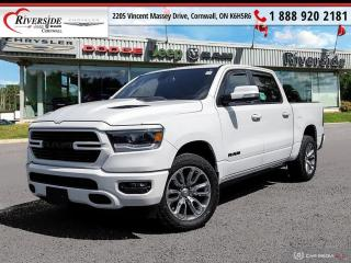 Used 2019 RAM 1500 SPORT for sale in Cornwall, ON