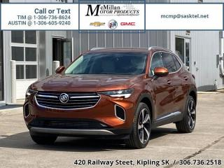 New 2021 Buick Envision Essence for sale in Kipling, SK