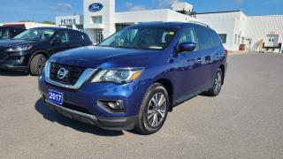 Used 2017 Nissan Pathfinder SL - AWD, HEATED LEATHER, REMOTE START for sale in Kingston, ON
