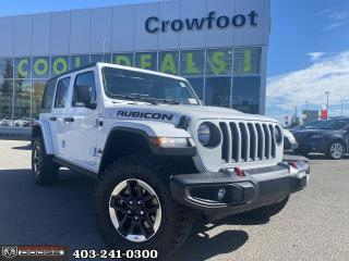 New 2021 Jeep Wrangler Unlimited Rubicon for sale in Calgary, AB