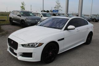 Used 2018 Jaguar XE 25t R-Sport for sale in Whitby, ON