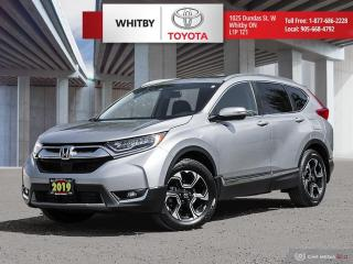 Used 2019 Honda CR-V Touring for sale in Whitby, ON