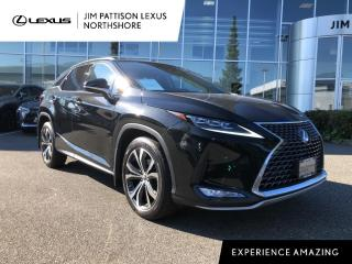 Used 2020 Lexus RX 350 8A / Luxury Package / Local / No Accident / One Ow for sale in North Vancouver, BC