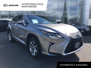 Used 2019 Lexus RX 350 8A / Premium W/ Navigation / Local / No Accident for sale in North Vancouver, BC