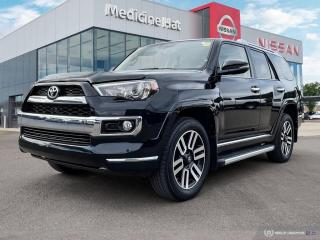 Used 2018 Toyota 4Runner Limited for sale in Medicine Hat, AB