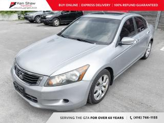 Used 2008 Honda Accord V6 for sale in Toronto, ON