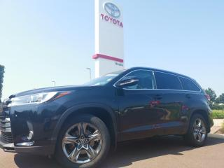 Used 2018 Toyota Highlander LIMITED  for sale in Moncton, NB