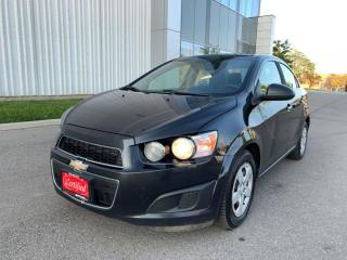 Used 2013 Chevrolet Sonic 4dr Sdn LT Auto for sale in Mississauga, ON