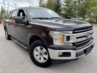 Used 2018 Ford F-150 4WD Super Crew Cab **PRICE DROP***403-966-2131**CALL TODAY ! for sale in Calgary, AB