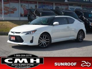 Used 2016 Scion tC Base  BLUETOOTH ROOF MANUAL 18-AL for sale in St. Catharines, ON