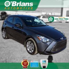 Used 2020 Toyota Yaris Hatchback for sale in Saskatoon, SK
