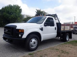 Used 2008 Ford F-350 SD Flat Deck 10 Foot XL Dually 2WD for sale in Burnaby, BC