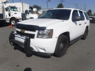 Used 2011 Chevrolet Tahoe EX POLICE for sale in Burnaby, BC