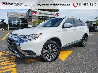 Used 2019 Mitsubishi Outlander ES Premium   - Sunroof-Leather-7 pass for sale in Ottawa, ON