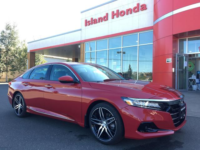 2021 Honda Accord Touring 2.0