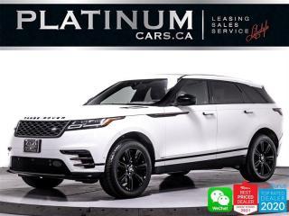 Used 2018 Land Rover Range Rover Velar D180 R-Dynamic SE, NAV, CAM, HEATED, SUNROOF for sale in Toronto, ON