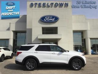 New 2021 Ford Explorer XLT High Package  - Sunroof for sale in Selkirk, MB