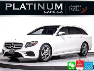 Used 2017 Mercedes-Benz E-Class E400 4MATIC,7PASSENGER ,NAV , 360 CAM,HEATED SEATS for sale in Toronto, ON