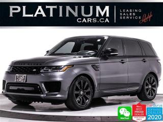 Used 2018 Land Rover Range Rover Sport HSE Dynamic, NAV, CAM, BLACK PKG, HEATED, PANO for sale in Toronto, ON