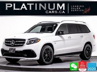 Used 2017 Mercedes-Benz GL-Class GLS63 AMG, AWD, NAV, 360CAM, DISTRONIC PLUS, 7PASS for sale in Toronto, ON