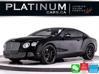 Used 2012 Bentley Continental GT W12 , 567HP, VOSSEN RIMS, PDC ,KEYLESS GO for sale in Toronto, ON