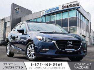 Used 2017 Mazda MAZDA3 SUNROOF NAV GPS HEATED SEATS HATCHBACK 1 OWNER for sale in Scarborough, ON