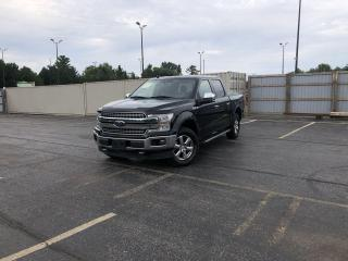 Used 2018 Ford F-150 XLT lariat CREW 4WD for sale in Cayuga, ON