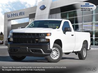 Used 2020 Chevrolet Silverado 1500 Work Truck for sale in Ottawa, ON