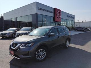 Used 2019 Nissan Rogue S for sale in Kingston, ON