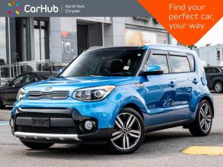 Used 2018 Kia Soul EX Premium Auto Heated Seats Panoramic Roof Backup Camera for sale in Thornhill, ON