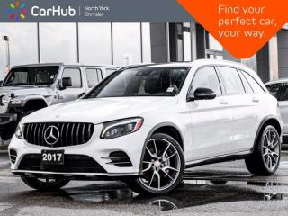 Used 2017 Mercedes-Benz GL-Class 43 AMG Heated Seats Backup & 360 Cameras Panoramic Roof for sale in Thornhill, ON