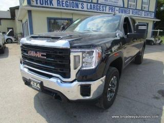 Used 2021 GMC Sierra 2500 3/4 TON SL-EDITION 6 PASSENGER 6.6L - V8.. 4X4.. CREW-CAB.. SHORTY.. X-31-OFF-ROAD-PACKAGE.. TRAILER BRAKE.. BLUETOOTH SYSTEM.. BACK-UP CAMERA.. for sale in Bradford, ON