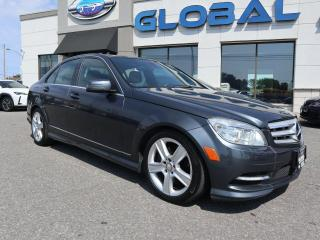 Used 2011 Mercedes-Benz C-Class C300 4MATIC Luxury for sale in Ottawa, ON