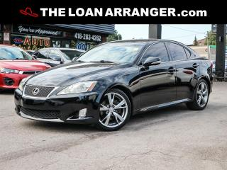 Used 2010 Lexus IS 250 for sale in Barrie, ON