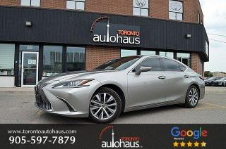 Used 2019 Lexus ES 350 NAVI I SUNROOF I LEATHER I NO ACCIDENTS for sale in Concord, ON