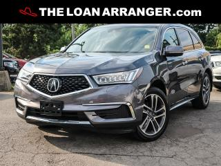 Used 2017 Acura MDX for sale in Barrie, ON