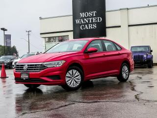 Used 2019 Volkswagen Jetta COMFORTLINE   CAMERA   HEATED SEATS   APP CONNECT for sale in Kitchener, ON