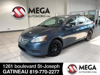 Used 2014 Nissan Sentra S / Roues en alliage for sale in Gatineau, QC