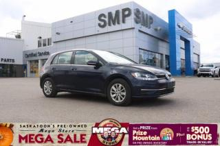 Used 2019 Volkswagen Golf Comfortline - Heated Seats, Back Up Camera for sale in Saskatoon, SK