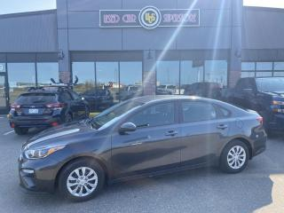 Used 2019 Kia Forte LX IVT for sale in Thunder Bay, ON