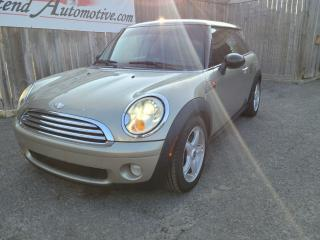 Used 2009 MINI Cooper for sale in Stittsville, ON