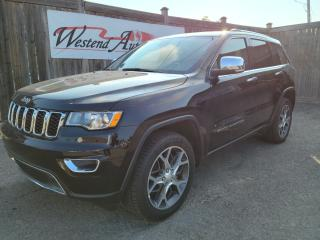 Used 2019 Jeep Grand Cherokee Limited for sale in Stittsville, ON