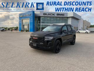 New 2022 GMC Acadia SLE for sale in Selkirk, MB