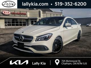 Used 2018 Mercedes-Benz CLA-Class 250 CLA 250 for sale in Chatham, ON