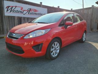 Used 2013 Ford Fiesta SE for sale in Stittsville, ON